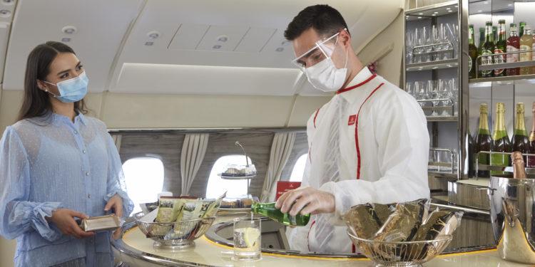 Emirates'ten yeni tasarım uçak içi deneyimi
